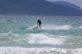 Roger Jet ski racing Matarangi Beach Summer Festival