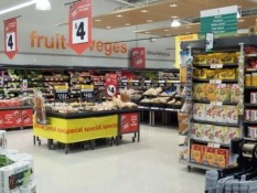 Groceries from Countdown Whitianga