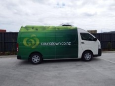 Deliveries from Countdown Whitianga