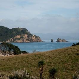 Overlooking Otama from surrounding hills