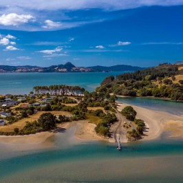 Purangi Reserve, Cooks Beach