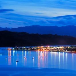 Whitianga night lights