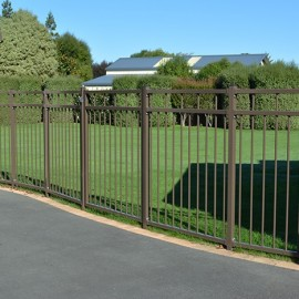 Example Property fence - supplier Warner
