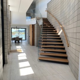 internal modern staircase