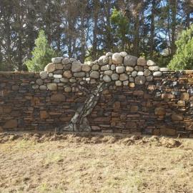 Mark Urlich rock wall