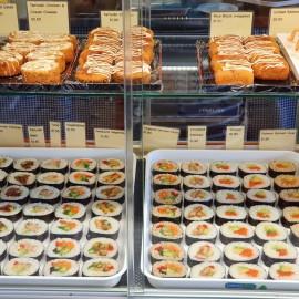 Sushi & Japanese Hot Food
