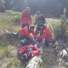 Whitianga Volunteer Coastguard search and rescue