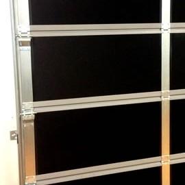 Insulated Garage door by Doors 2000 Coromandel