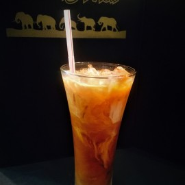 Delicous drinks at the House of Chang Thai in Whitianga