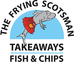 The Frying Scotsman logo