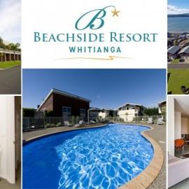 Beachside Resort Whitianga 2017 banner