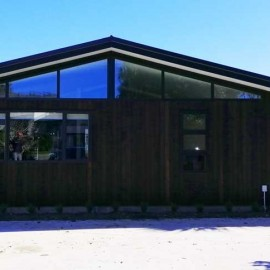 Reclad house - after