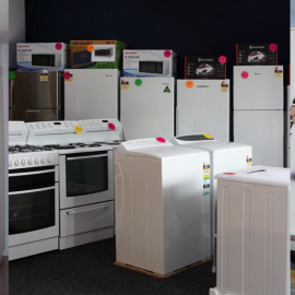Whiteware appliances