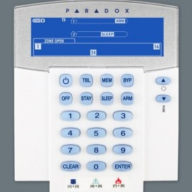 Paradox Keypad