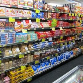 Muesli bars, biscuits & cereals