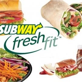Subway food  items