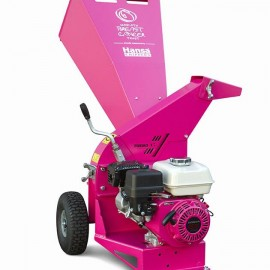 Pink chipper