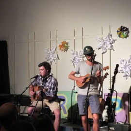 performers Whitianga music club Coghill Street arts centre