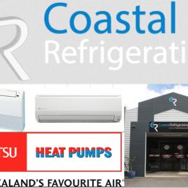 Coastal refrigeration logo