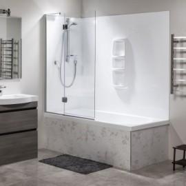 Clearlite Roomset-Kahlo-Shower-over-bath-Platinum-Swing-Grafton
