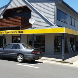 St John Opportunity Shop Coghill Street Whitianga