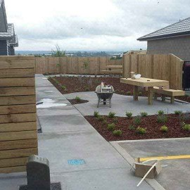 High Country Landscapes concreting