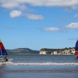 sailing Whitianga Mercury Bay Mercury Bay Boating Club