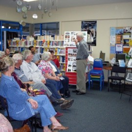 Local Author Mercury Bay Library Whitianga