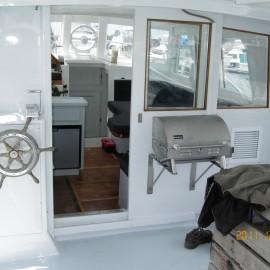 Boat Refit and maintenance at H & M Pascoe Whitianga