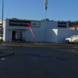 Whitianga Hardware BuildLink Store - central location on roundabout Joan Gaskell drive