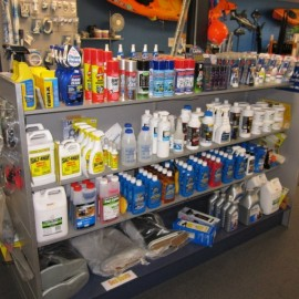 Boat and fishing cleaning and maintenance products