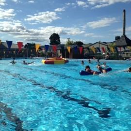 Community Pool Fun Whitianga