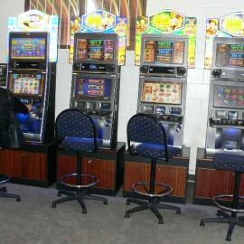 Games room at the Mercury Bay Club