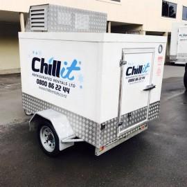 Chiller trailer