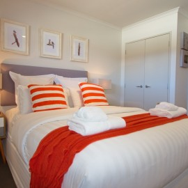 Marina Park Apartments Whitianga bedroom accommodaton