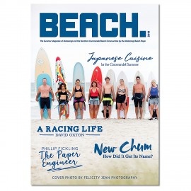 The Matarangi Beach Newspaper Beach Cover