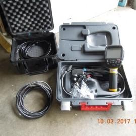 Moisture testing equipment in case