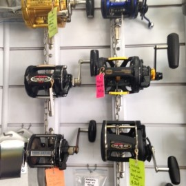 Fishing reels shimano and Penn Whitianga Sports