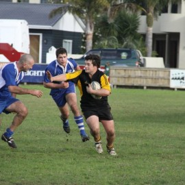 Mercury Bay Rugby Senior Sam Astwood