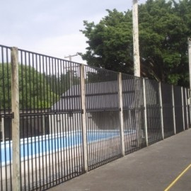 Example Pool Fencing