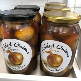 Pauanui Farm Pickled Onions