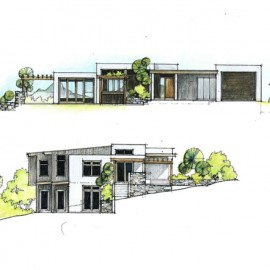 house plans elevation