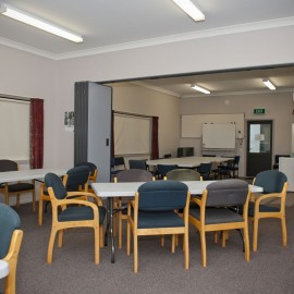 Whitianga Community Services Trust - Meeting room