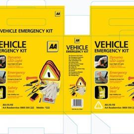AA Packaging Design