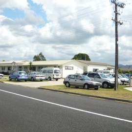 Whitianga Community Services Trust Building