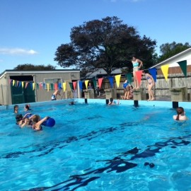 Whitianga Community Pool Open for Summer