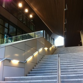 commercial internal staircase