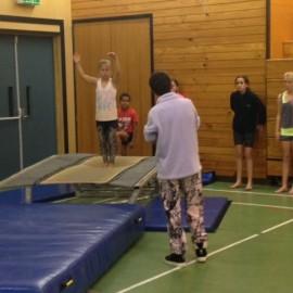 Mercury Bay Gymnastics Club Whitanga 2015
