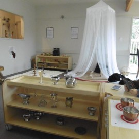 Inside rooms at Peanuts Childcare Centre Whitianga
