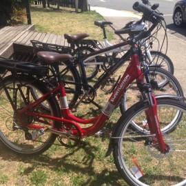 Smart Motion electric bikes for sale the Bike Man Shop Whitianga